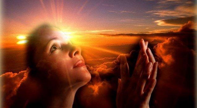 Пример сильной молитвы