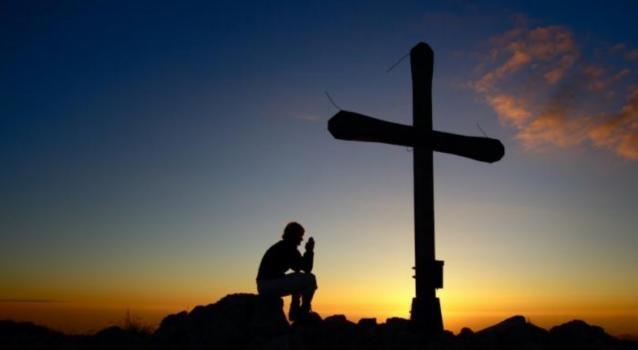 Молитва Животворящему Кресту