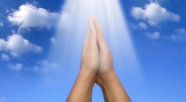 Очистка порчи молитвой на себя
