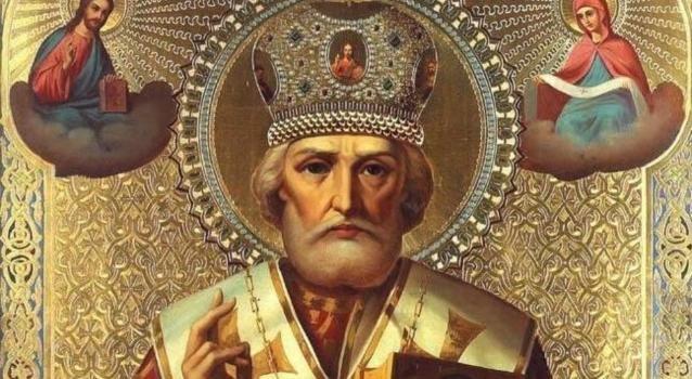 Икона Николая Чудотворца от порчи