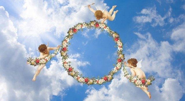 Оберег трех ангелов