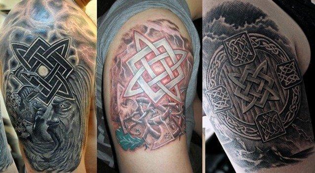 Татуировки Звезда Руси