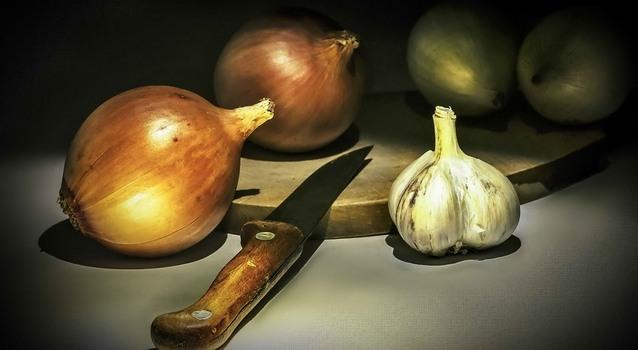Отворот на луковицу