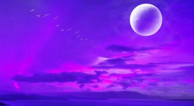 В фазе растущей луны читается такой заговор