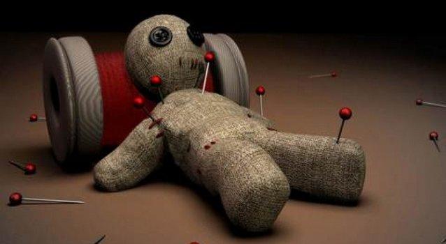 Сделать куклу вуду на себя в домашних условиях 129